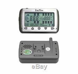 TIRE PRESSURE & TEMPERATURE MONITORING SYSTEM 18 AntiTheft Sensors (TPMS18)