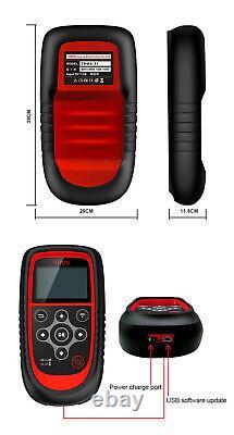 TPMS Reset Tool Tire Pressure Monitor Sensor Programming Relearn Activation Tool