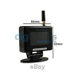 TPMS Tyre Pressure Monitoring System Car 4wd Caravan 8 Internal Sensors 12v 24v