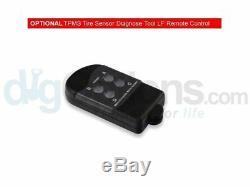 -TPMS Tyre Pressure Monitoring System Car Caravan 4 Internal Tire Sensors 12v24v