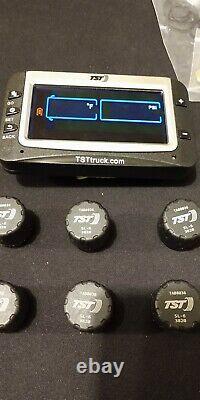 TST 507 Tire Pressure Monitoring Cap System 6 sensors