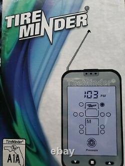 Tire Minder Research Tm-A1A-6 Tpms Tire Pressure Monitoring System expands to 20