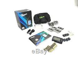 Tire Minder TM66-M6 RV Tire Pressure Monitoring System 6 Transmitter Kit MInt