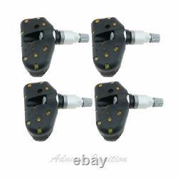 Tire Pressure Monitor Sensor 06421S3VA04 q4tpmu028 For 4PCS MDX RL TL Odyssey