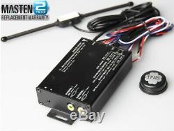 Tire Pressure Monitor System 8 External TPMS Cap 22 Tyre Sensors DVD Video Car