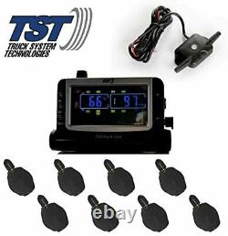 Truck Systems Technology TST 507 Tire Pressure Monitor with 8 Flow OPEN BOX