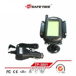 Truck Tyre Pressure Monitoring System Tpms 12 Sensors For Caravan / Motorhome