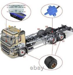 Tymate Tpms Wireless Tire Pressure Monitoring System 6pcs External Sensors NEW