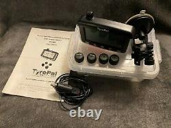 TyrePal TC215 Tyre Pressure Monitoring System TPMS 8 Sensors Caravans & Trailers