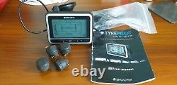 Tyre Pilot STP 116 Tyre Pressure Monitoring System with 4 sensors