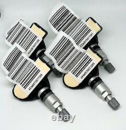 Tyre Pressure Monitor Sensors TPMS For Audi Skoda Volkswagen VW & Porsche X 4