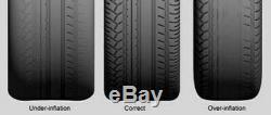 /Tyre Tire Pressure Monitor System 8 Internal Valve 22 Sensors TPMS DVD Car Set