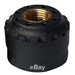 Wireless LCD TPMS Car Truck Wheel Tyre Pressure Temp Monitoring System 4 Sensor