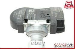06-11 Mercedes W219 Cls500 E350 Ensemble De Capteurs De Pression Des Pneus De 4 Pc 315 Mhz