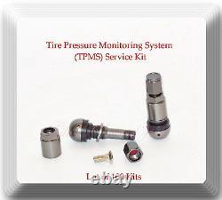 100 Kits Tire Pressure Monitoring System (tpms)sensor Service Kit Fits Audi Bmw &