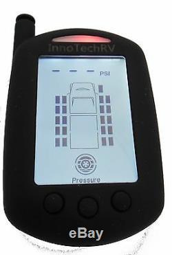 10 Roues Rv Camion Tpms Pneus Surveillance De La Pression Système Garantie À Vie