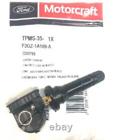 (1) Ford Oem 2015-2019 F-150 Pressure Sensor Mustang Tire Tpms35 F2gt1a189a