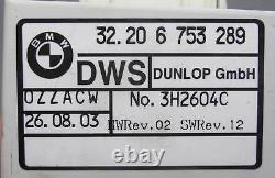 2002-2005 Bmw E46 3-series 4door Module De Surveillance De La Pression Des Pneus Rpa Dws