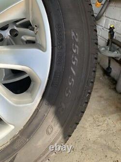 20 Range Rover Sport En Alliage Pneus Avec Les Moniteurs De Pression