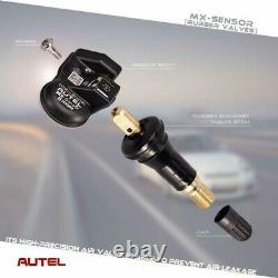 4 Capteurs De Surveillance De La Pression Des Pneus Tpms Autel Mx-sensor 2in1 433mhz 315mhz