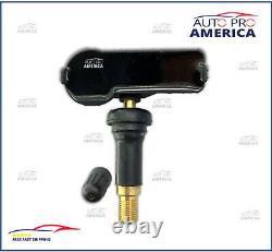 (4) Nouveaux Capteurs De Surveillance De La Pression Des Pneus Oem Tpms Gmc Chevy 13586335
