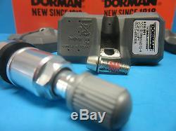 4 Tpms Kits Capteur Pour Acura Honda Oem # 06421s3va00 315 Mhz