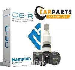 4 X Audi Q8, Capteur R8 Tpms. Oe-r Programmed Tyre Pressure Monitor Capteur Argent