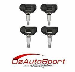 4 X Moniteur De Pression Des Pneus Tpms Capteurs Pour Mercedes Benz W212 W176 A0009050030