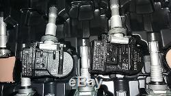 4x Nouveau D'origine Bmw Tpms Pneus Moniteur Du Capteur De Pression 36106856209, 36106881890