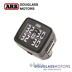 Arb Tyre Pressure Monitor System Écran Intégré 819105