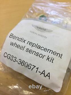 Aston Martin La Pression Des Pneumatiques Vannes Et Batteries X 4 Vantage Nouveau Db9
