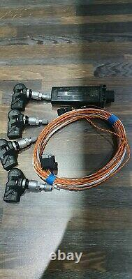 Audi A3 8v Tt 8s Tpms Tire Pressure Monitor Kit De Contrôle 8s0907273. Capteurs Loom