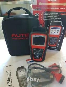 Autel Maxitpms Ts508 Système De Moniteur De Pression Des Pneus Outil D'activation Du Capteur Tpms