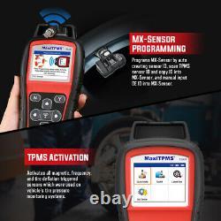 Autel Ts408 Pour Outil D'activation De Capteur Mx-capteur MX Surveillance De La Pression Des Pneus De Voiture Universelle