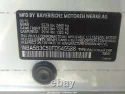 Bmw 535 535i 535xi F10 Rdc Tpms Capteur Du Système De Surveillance De La Pression Des Pneus 11 -16 @