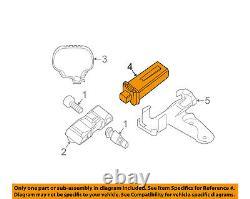 Bmw Oem 11-16 Z4 Tire Pressuring Monitoring-control Module 36106868194