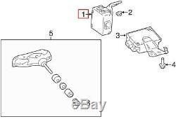 Commande Du Système De Surveillance De La Pression Des Pneus D'origine Toyota Module 8976908030