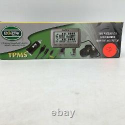 Eezrv Products Tpms4b Système De Surveillance De La Pression Des Pneus Et De La Température