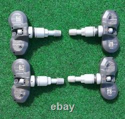 Factory Oem Bentley Tire Sensors Set Continental Mulsanne Pressure Monitor Tpms