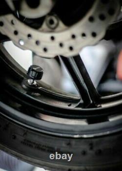 Fobo Bike 2 Bluetooth Noir 5 Tyre Pression Moniteur Système Tpms Ios Android