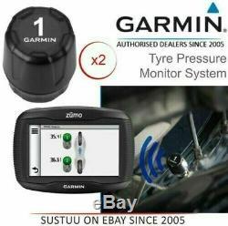 Garmin Pneus Moniteur Du Capteur De Pression Système X2for Zumo 590lm-595lm Gps Sat Nav