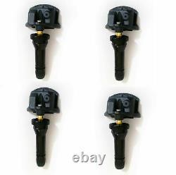 Hyundai/kia Détecteurs De Pression De Pneus Oem 4pcs 52940-l1100