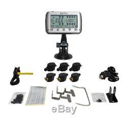 La Pression Des Pneus & Surveillance De La Température Systèmes 6 Accréditive Capteurs (tpms6ft)