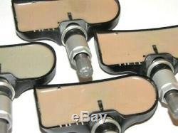 Land Rover Oem Tire Pressure Sensor System Monitoring Tpms 315 Mhz Ensemble De 4