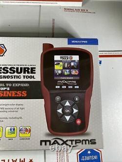 Matco Tools Tire Pressure Monitoring Diagnostic Tool Mdmaxtpms Nouveau