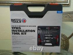 Matco Tpms Kit D'outil D'installation Tpms999 Ensemble Du Système De Moniteur De Pression Des Pneus