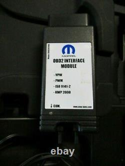Miller Mopar Tool 204630080 Moniteur De Pression Des Pneus Analyseur D'entrée Sans Clé À Distance