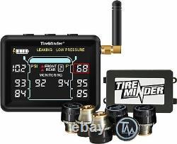 Minder Research Tm22142 Tireminder I10 Système De Surveillance De La Pression Des Pneus Tpm
