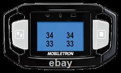Moto Tpms Kit De Surveillance De La Pression Des Pneumatiques Pour Motos External Rx014