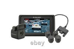 Navman (mivue860dc) Tyre Pressure Monitor / Dash Cam In Box New Never Used